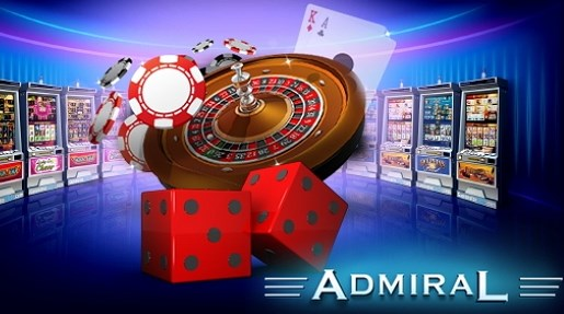 Азартные игры на деньги в казино Адмирал