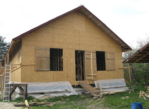 Преимущества щитовых домов